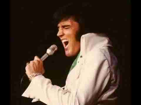Elvis was The King of Rock