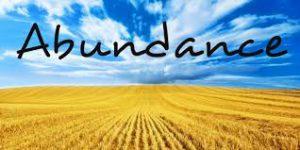 what is an abundant life