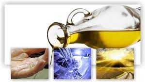 The most holy anointing oil.
