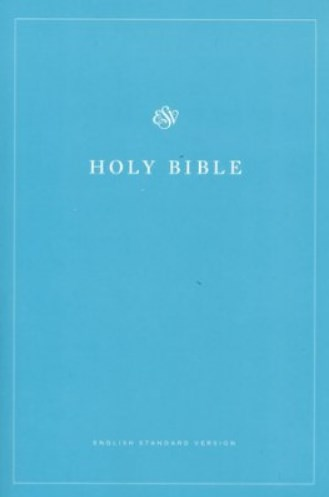 ESV Economy Softcover Bible
